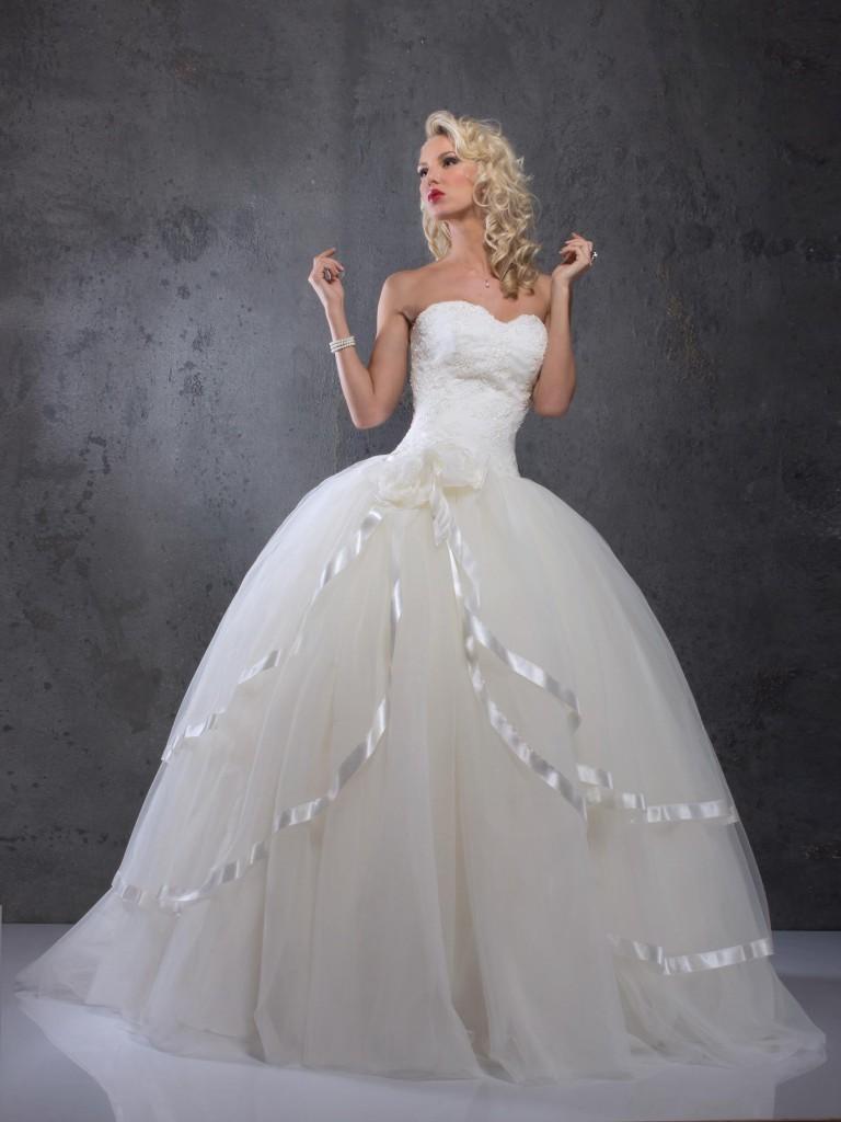Les robes de mariee disney